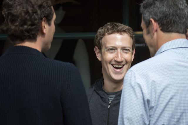 Facebook拟回购60亿美元股票 首席会计官离职