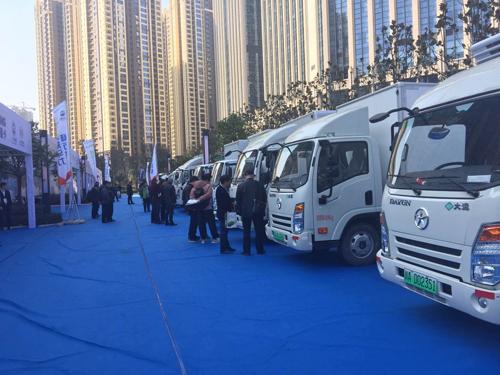 2018首届中国新能源汽车高峰论坛在成都圆满举行-车神网